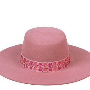 Lack of Color - Wool Hat - Sierra Rose - NEW